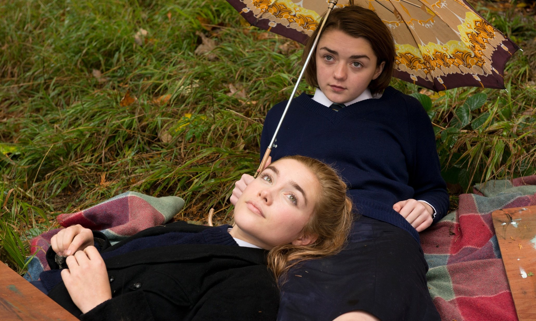 The Falling 2015 British Horror Film