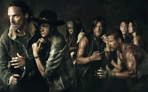 The Walking Dead Season 6 Trailer