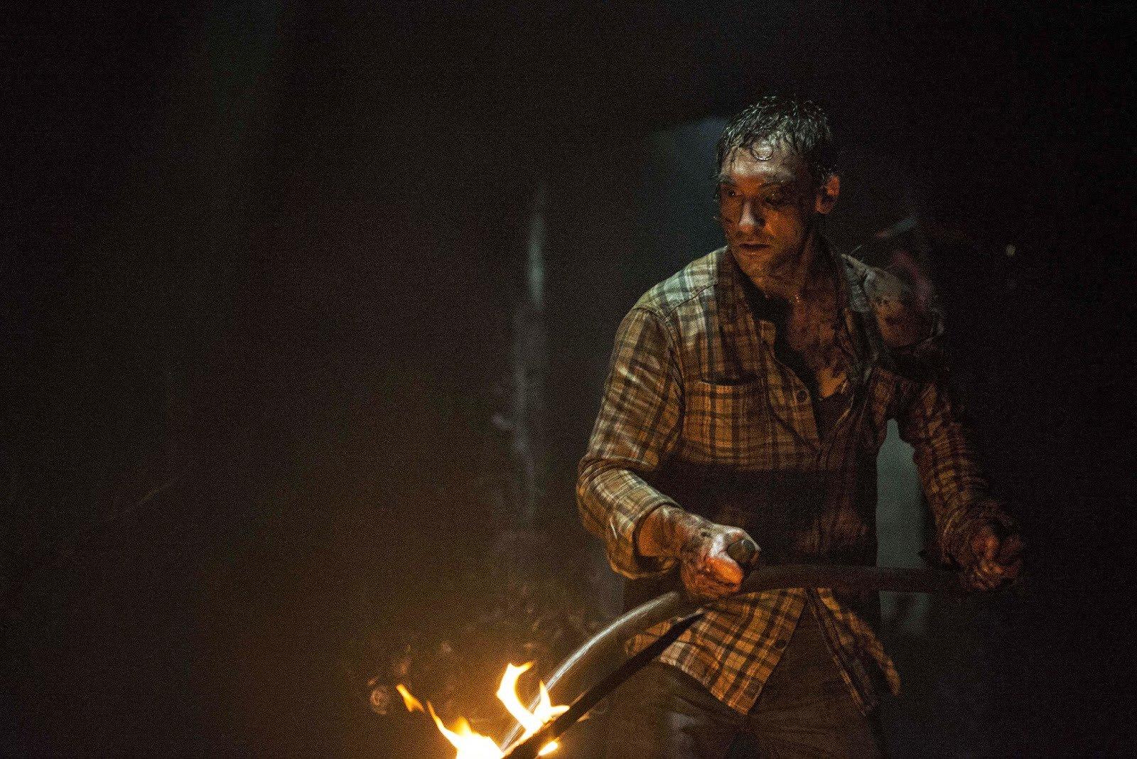 The Hallow 2015 British Horror Film