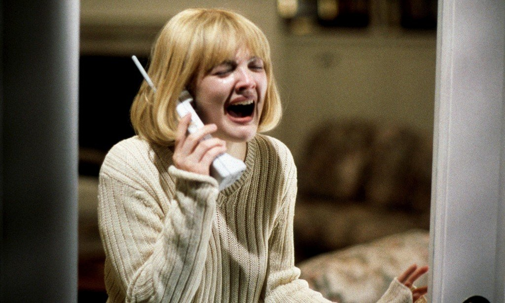 Horror films - Scream