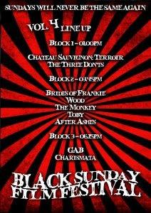 Black Sunday Film Festival: Volume 4