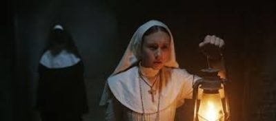 FILM REVIEW: THE NUN