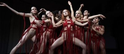 FILM REVIEW: SUSPIRIA