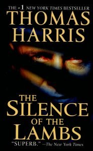 The Silence of the Lambs book cover