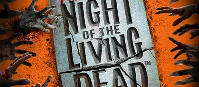 London Horror Society offer for Night of the Living Dead Live!