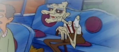 Top 5 Scary Cartoons From The 90s
