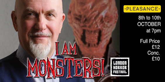 London Horror Festival 2019: IAM