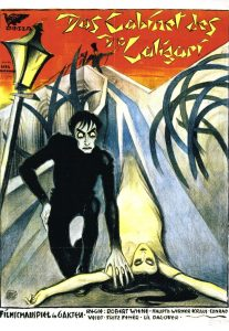The Cabinet of Dr Caligari film poster