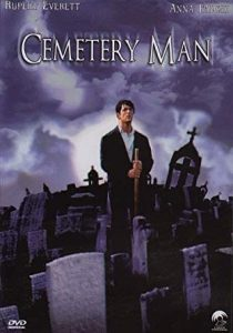 Cemetery Man film poster
