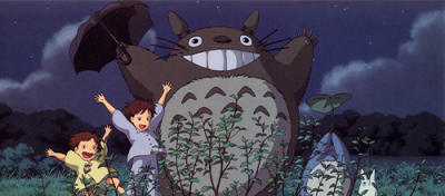 My Neighbor Totoro – God of Death?