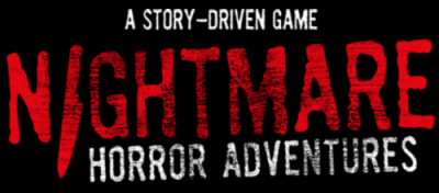 Introducing: Nightmare Horror Adventures