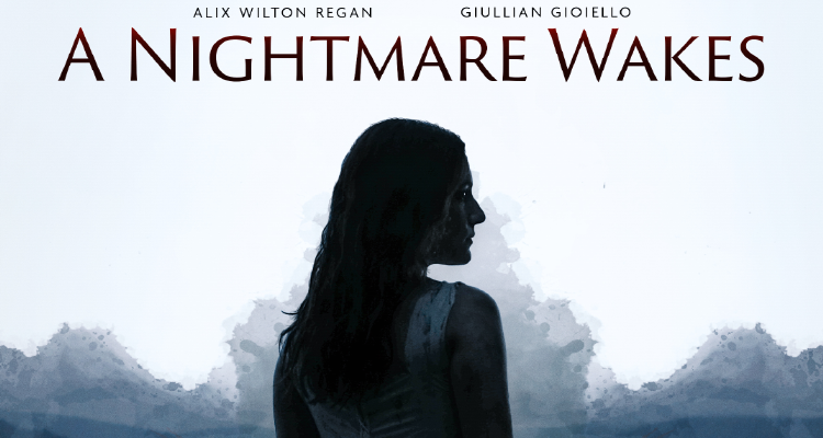 Film poster for A Nightmare Wakes