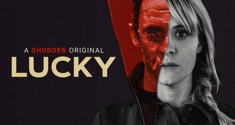 Film poster for Lucky (2020)
