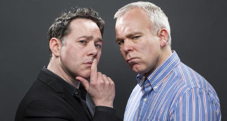 Steve Pemberton and Reece Shearsmith, creators of Inside No. 9