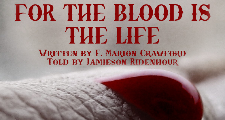 Poster of For The Blood is Life from Springtime Terrors