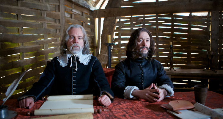 The Witchfinders of The Trial of Elizabeth Gadge episode of Inside No. 9
