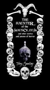 Front cover of The Haunter of the Mausoleum