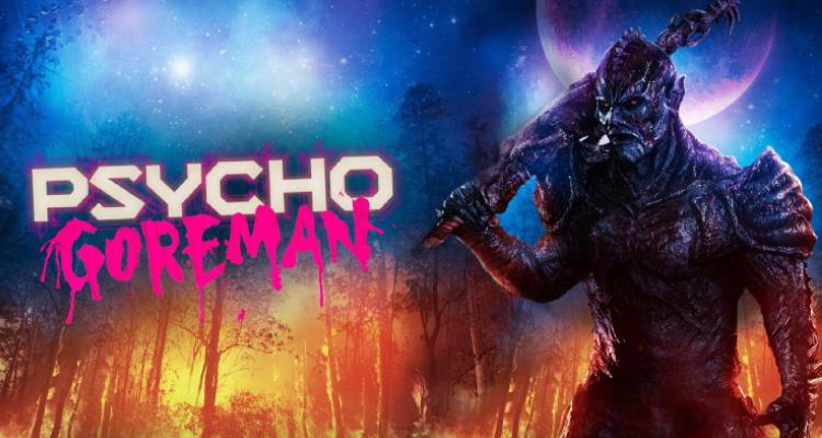 Psycho Goreman film poster.