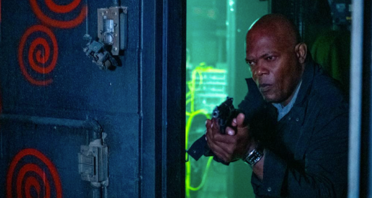 Samuel L. Jackson in Spiral: From the Book of Saw