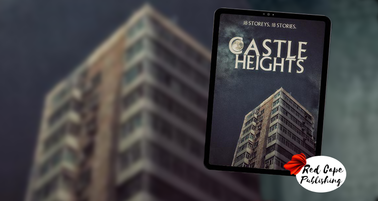 Castle Heights cover art of tall building.