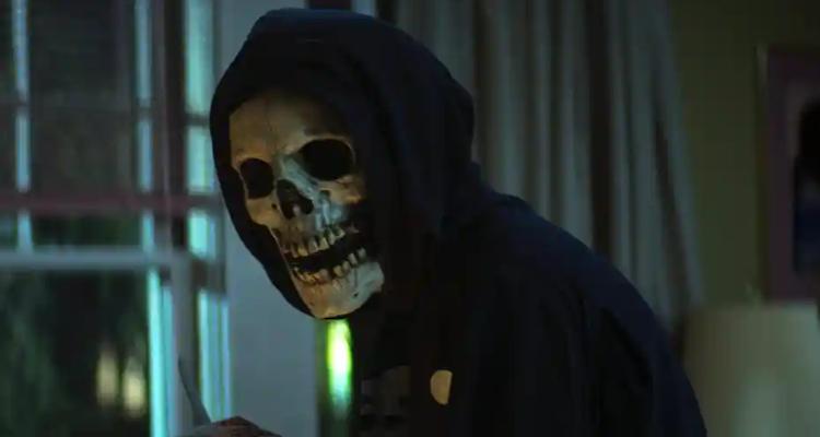 The masked killer in Fear Street 1994
