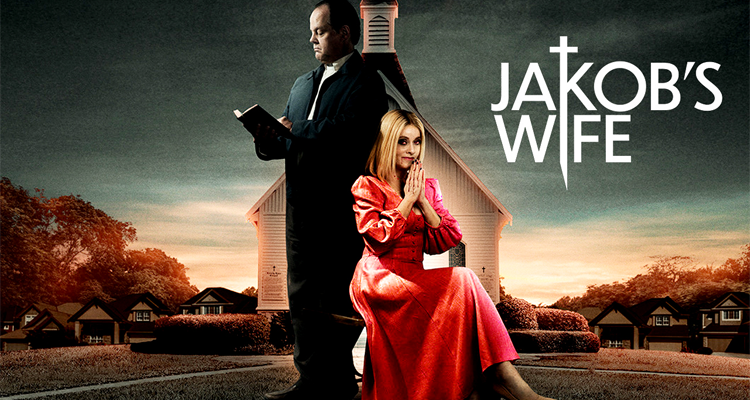 Film poster for Jacob's Wife.