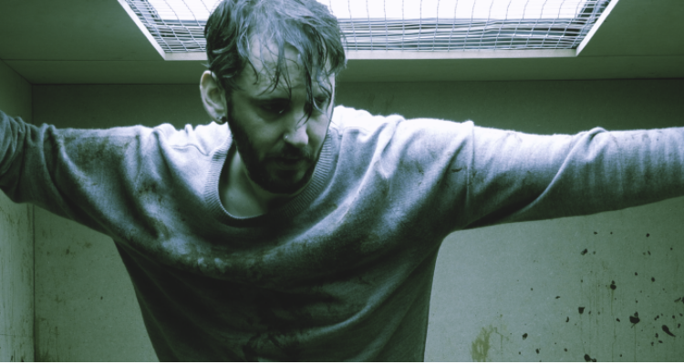 Still from Box, playing at Dead and Sudburied